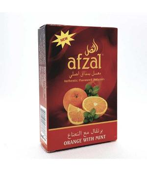 Табак Afzal Orange with Mint (Апельсин с Мятой) 50гр