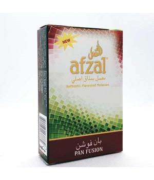 Табак Afzal Pan Fusion (Бальзам Звездочка с Пан Расом) 50гр