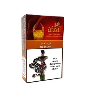 Табак Afzal Red Energy (Энергетик) 50гр