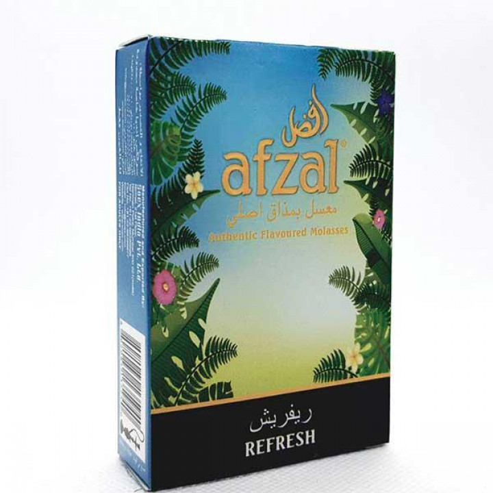 Купить Табак Afzal Refresh (Мультифруктовые конфеты с мятой) 50гр Киев и Украина Оптом и в розницу