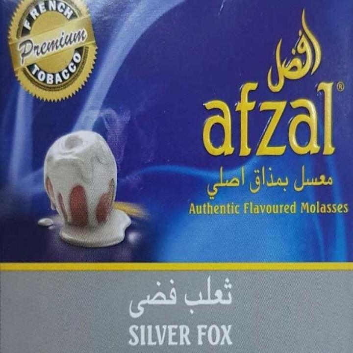 Купить Табак Afzal Silver Fox (Сильвер Фокс) 50гр Киев и Украина Оптом и в розницу
