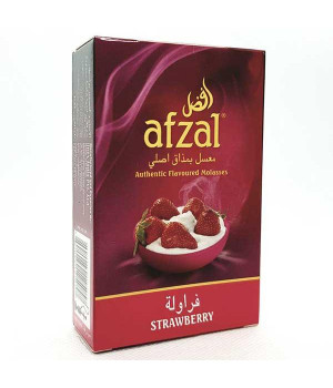 Табак Afzal Strawberry (Клубника) 50гр