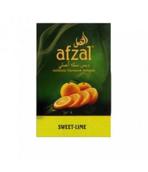 Табак Afzal Sweet Lime (Сладкий Лайм) 50гр
