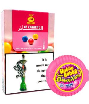 Табак Al Fakher Bubble gum (Сладкая Жвачка) 50гр