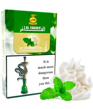 Табак Al Fakher Mint with Cream (Мята Сливки) 50гр