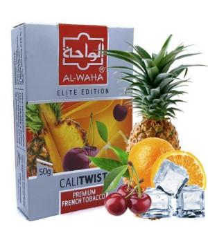 Табак Al-Waha Elite Edition Cali Twist (Кали Твист) 50 гр