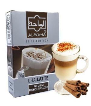 Табак Al-Waha Elite Edition Chai Latte (Латте) 50 гр