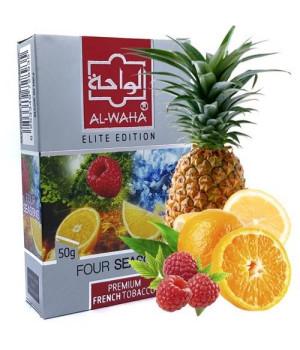 Табак Al-Waha Elite Edition Four Seassons (4 Сезона) 50 гр