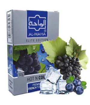 Табак Al-Waha Elite Edition Hot n Cold (Горячий и Холодный) 50 гр