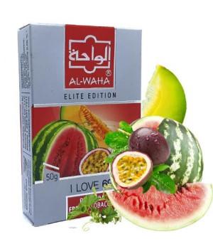 Табак Al-Waha Elite Edition I Love 69 (Я Люблю 69) 50 гр
