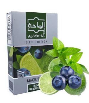 Табак Al-Waha Elite Edition Magic Touch (Мэджик Тач) 50 гр