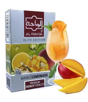 Табак Al-Waha Elite Edition Mango Lemonade (Манговый Лимонад) 50 гр