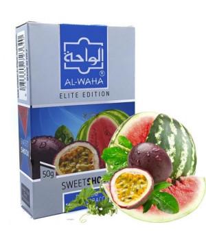 Табак Al-Waha Elite Edition Sweet Shok (Сладкий Шок) 50 гр