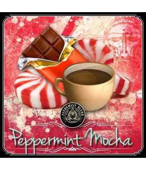 Табак Alchemist Peppermint Mocha (Перечная Мята) 350гр