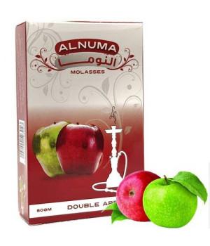 Табак Alnuma Double Apple (Двойное Яблоко) 50гр