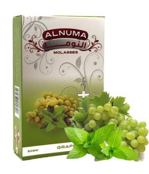 Табак Alnuma Grape Mint (Виноград мята) 50гр