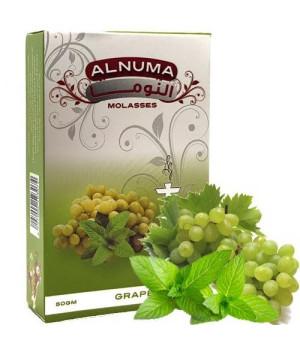 Табак Alnuma Grape Mint (Виноград мята) 50гр