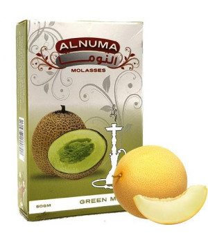 Табак Alnuma Green Melon (Зеленая дыня) 50гр