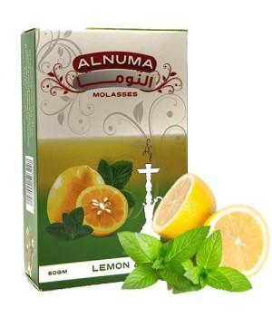 Табак Alnuma Lemon and Mint (Лимон с Мятой) 50гр