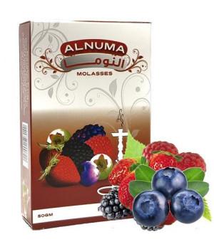 Табак Alnuma Mix Berry (Ягодный Микс) 50гр