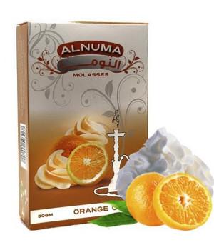 Табак Alnuma Orange Cream (Апельсин со Сливками) 50гр