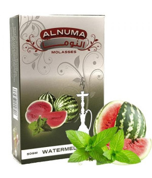 Табак Alnuma Watermelon with Mint (Арбуз с Мятой) 50гр
