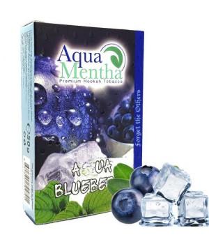 Табак Aqua Mentha Aqua Blueberry (Аква Черника) 50 гр