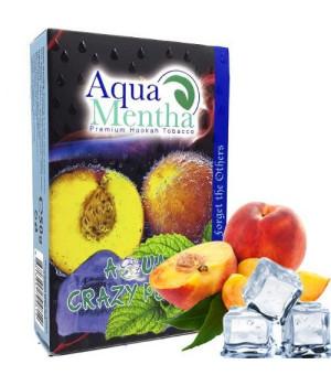 Табак Aqua Mentha Aqua Crazy Peach (Безумный Персик Лед) 50 гр
