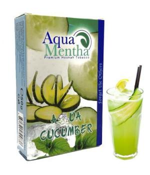 Табак Aqua Mentha Aqua Cucumber (Аква Огурец) 50гр