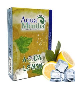 Табак Aqua Mentha Aqua Lemon (Аква Лимон) 50 гр