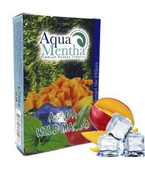 Табак Aqua Mentha Aqua Wild Mango (Аква Манго) 50гр