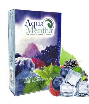 Табак Aqua Mentha Aqua Wildberry (Аква Лесные Ягоды) 50 гр