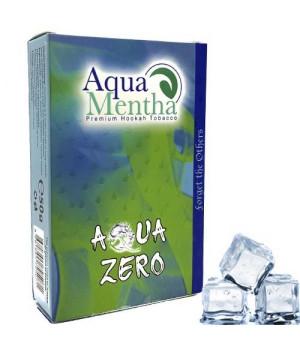 Табак Aqua Mentha Aqua Zero (Аква Зеро) 50гр