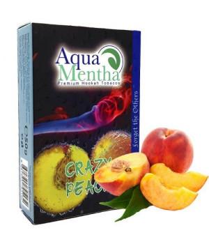 Табак Aqua Mentha Crazy Peach (Безумный Персик) 50 гр