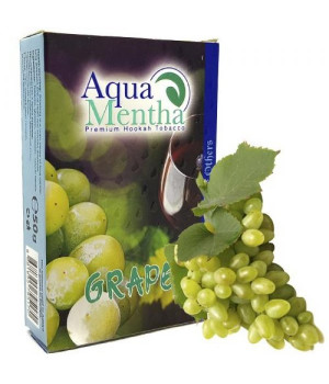 Табак Aqua Mentha Grape (Виноград) 50гр