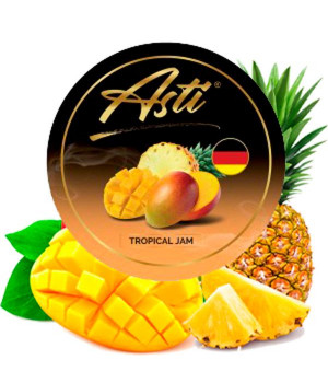 Табак Asti Tropical Jam (Тропикал Джем) 100 гр