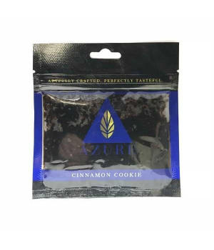 Табак Azure Black Line Cinnamon Cookie (Печенья с Корицей) 50гр