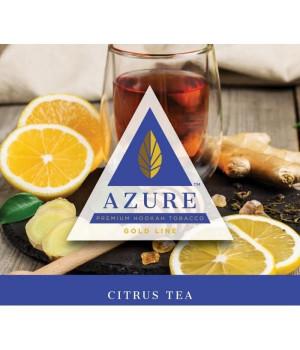 Табак Azure Gold Line Blue Citrus Tea (Цитрусовый Чай) 50 гр