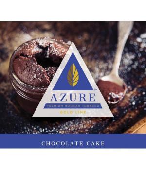 Табак Azure Gold Line Chocolate Cake (Шоколадный Пирог) 50 гр