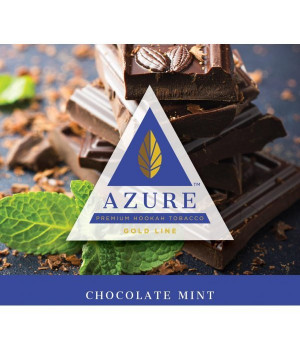 Табак Azure Gold Line Chocolate Mint (Шоколад Мята) 50 гр