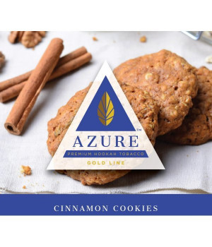 Табак Azure Gold Line Cinnamon Cookie (Печенья с Корицей) 50гр