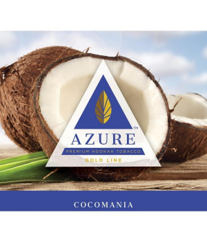 Табак Azure Gold Line Cocomania (Кокос) 50гр