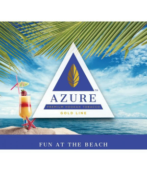 Табак Azure Gold Line Fun At The Beach (Фан Эт Зе Бич) 50 гр