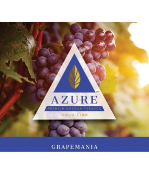 Табак Azure Gold Line Grapemania (Виноград) 50гр