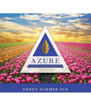 Табак Azure Gold Line Sweet Summer Sun (Мятный Микс с Цитрусами) 50 гр