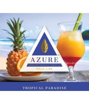 Табак Azure Gold Line Tropical Paradise (Тропический Рай) 50гр