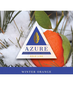 Табак Azure Gold Line Winter Orange (Зимний Апельсин) 50 гр