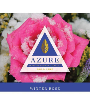 Табак Azure Gold Line Winter Rose (Зимняя Роза) 50гр