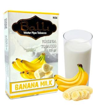 Табак Balli Banana Milk (Банан Молоко) 50 гр