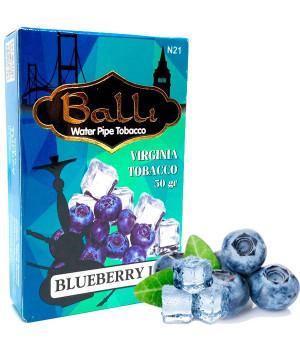 Табак Balli Blueberry Ice (Черника Лед) 50 гр